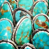 Les bagues Harpo restent incontestablement les 🥇 #turquoiseamerindienne