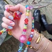 Need sun&colors 🥶🌈 #ss21 . . #summer #brest #brestbretagne #igersbretagne #color #terredefemmesbijoux #bijouxcreateur #terredefemmesbrest #girl #girls #jewelry #bijoux #nails